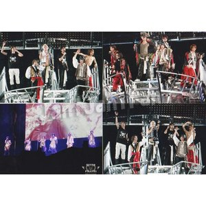 フォト4枚セット ★ KAT-TUN(集合) 「LIVE TOUR 2008 QUEEN OF PIRATES」|janijanifan