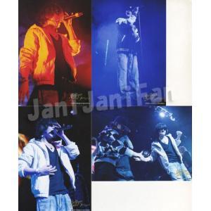 フォト4枚セット ★ 赤西仁 2011 「Yellow Gold Tour 3011」|janijanifan