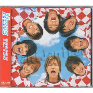 CD ★ NEWS 2005 シングル 「TEPPEN」 初回限定盤 ※ケースヒビ・ディスク傷|janijanifan