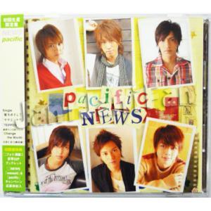 CD ★ NEWS 2007 アルバム 「pacific」 初回限定盤|janijanifan