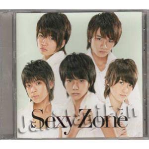 CD ★ SexyZone 2011 シングル 「SexyZone」 通常盤初回プレス仕様|janijanifan