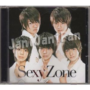 CD+DVD ★★ SexyZone 2011 シングル 「SexyZone」 初回限定盤A [szdv008]|janijanifan