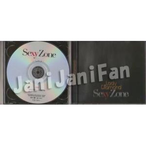 CD+DVD ★ SexyZone 2012 シングル 「Lady ダイヤモンド」 初回限定盤A [szdv009] janijanifan 04