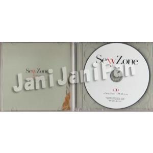 CD+DVD ★ SexyZone 2011 シングル 「SexyZone」 初回限定盤C [szdv010] janijanifan 03