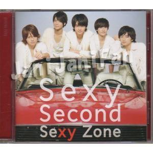 CD ★ SexyZone 2014 アルバム 「Sexy Second」 通常盤 [szdv021]|janijanifan