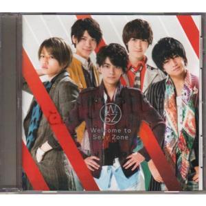 CD ★★ SexyZone 2015 アルバム 「Welcome to Sexy Zone」 通常盤初回プレス [szdv091] ※特典付|janijanifan