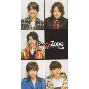 FC会報 ★★ Sexy Zone vol.11 [szfc11]|janijanifan