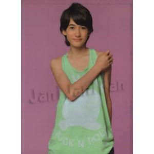 クリアファイル ★ マリウス葉 2012 「Johnny's Dome Theatre 〜SUMMARY〜」 ※袋欠|janijanifan