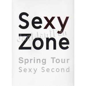 パンフレット ★ Sexy Zone 2014 「Sexy Zone Spring Tour Sexy Second」 [szpf005] janijanifan