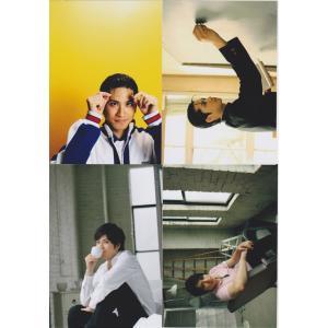 滝口幸広/ミュージカル「テニスの王子様」/大石秀一郎 写真4枚set/立海feat.六角