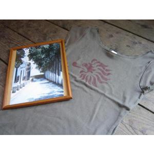 HUNCH (ハンチ) 134 プリントTシャツ|janis