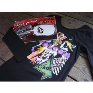 VOLCOM (ボルコム) Longsleeve T-shirts (ロングスリーブTシャツ)|janis