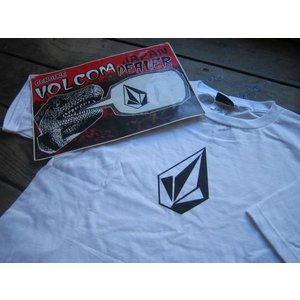 VOLCOM (ボルコム) Tシャツ  The stone three S/S Basic Tee|janis