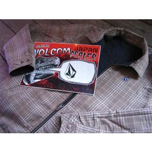 VOLCOM (ボルコム) REVERSIBLE JACKET (リバーシブルジャケット)  ブラック L|janis