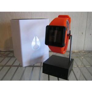 保証書付き! NIXON(ニクソン)腕時計 THE NEWTON DIGITAL  Orange (オレンジ|janis