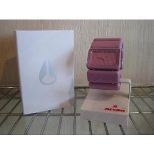 保証書付 NIXON(ニクソン)社 腕時計  THE VEGA Light Purple(ライトパープル)|janis