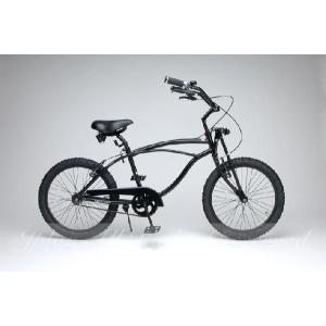 GRQ 自転車 ヴェニスビーチ マットブラック|janis