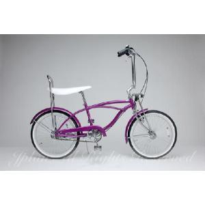 GRQ 自転車 COMPTON(コンプトン) レッド ・ パープル|janis|02