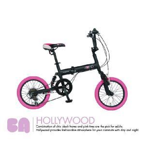 4ING 折りたたみ 自転車 品番  CA 16インチ|janis