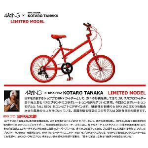 4ING 自転車 品番 KOTARO TANAKA  MODEL RED|janis