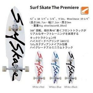 Surfskateboards (サーフスケートボード) 品番The Premiere 42|janis|02