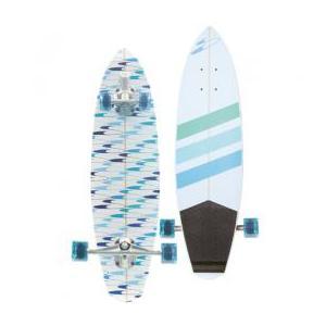 Surfskateboards (サーフスケートボード )品番The The Stunner Black / RASTA / BLACK RASTA /Ocean 36インチ|janis|04