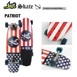 サーフ スケートボード ロスト 品番 パトリオット 31|janis