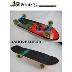 サーフ スケートボード ロスト  SHOVELHEAD 31,5|janis