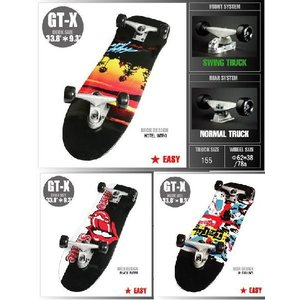 スケートボード  イントロ GT-X   34|janis|02