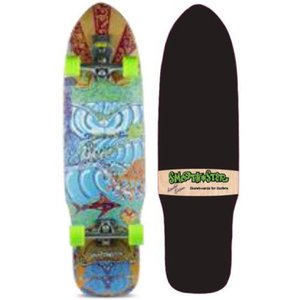 SMOOTH STAR(スムーススター)Skateboards 品番 SMOOTH STAR 36 RAINBOW/レインボー|janis