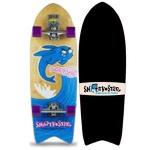 SMOOTH STAR(スムーススター)Skateboards 品番 SMOOTH STAR 32 FLYING FISH /フライングフィッシュ|janis