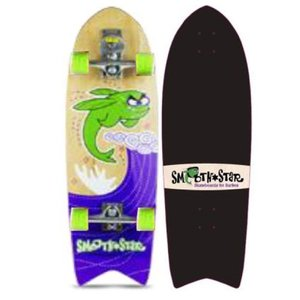 SMOOTH STAR(スムーススター)Skateboards 品番 SMOOTH STAR 32 FLYING FISH /フライングフィッシュ|janis|03