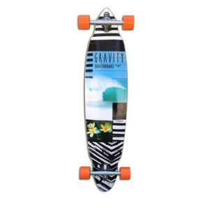 スケートボード  グラビティー pindrop 40