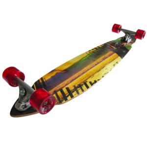 スケートボード グラビティー ピンテイル 45
