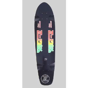 Z-FLEX Skatebords 品番 Jay Adams Cruizer 29 Complete Black / White / Tyedye / Navy|janis|02