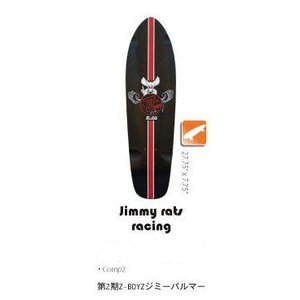 Z-FLEX Skatebords 品番 Jimmy Rats Racing Complete|janis