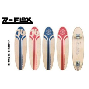 Z-FLEX Skatebords  品番 Mr Chipper completes  Blue76 / Red76 / Blue logo / Red logo|janis