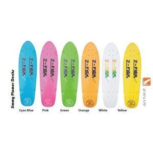 Z-Flex Skatebords Jimmy Plumer Deck janis