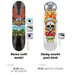 Z-Flex Skatebords シグネチャーモデル アーロン スコット ジミー アコスタ モデル|janis