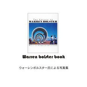 Warren bolster book (ウォーレン ボルスター) 写真集|janis