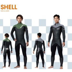 MAXIM CRAFTSUITS (マキシム クラフトスーツ) メンズ THE SHELL (ザ シェル)VFファスナータイプ|janis