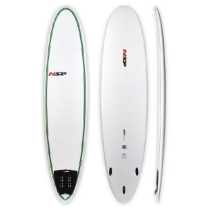 NSP surfboards ファンボード 品番7'10