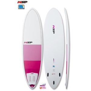 NSP surfboards ファンボード 品番Fun 6'8