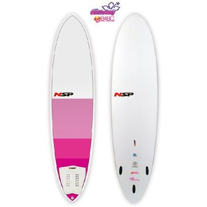 NSP surfboards  ファンボード 品番 Betty Fun 7'2