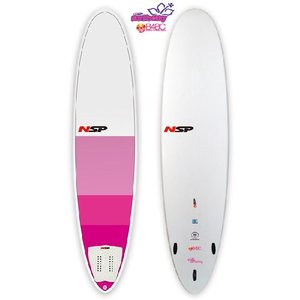 NSP surfboards  ファンボード 品番 Betty Fun 7'10