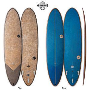 NSP surfboards  品番 COCO MAT FUN 7'2