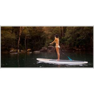 NSP surfboards スタンドアップパドルボード 品番  Stand Up Paddle S.U.P BLUE 10'0