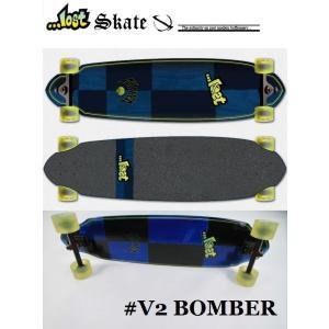 サーフ スケートボード ロスト V2 BOMBER 37|janis