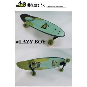 サーフ スケートボード ロスト  LAZY BOY 34|janis