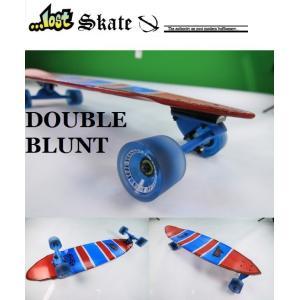 サーフ スケートボード ロスト DOUBLE BLUNT 30,25|janis